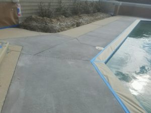corolla concrete pools